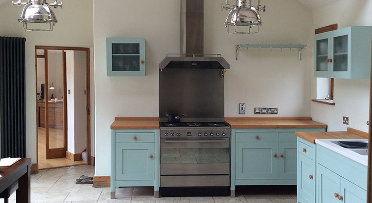 The Painted Kitchen Company – New and refurbished kitchens